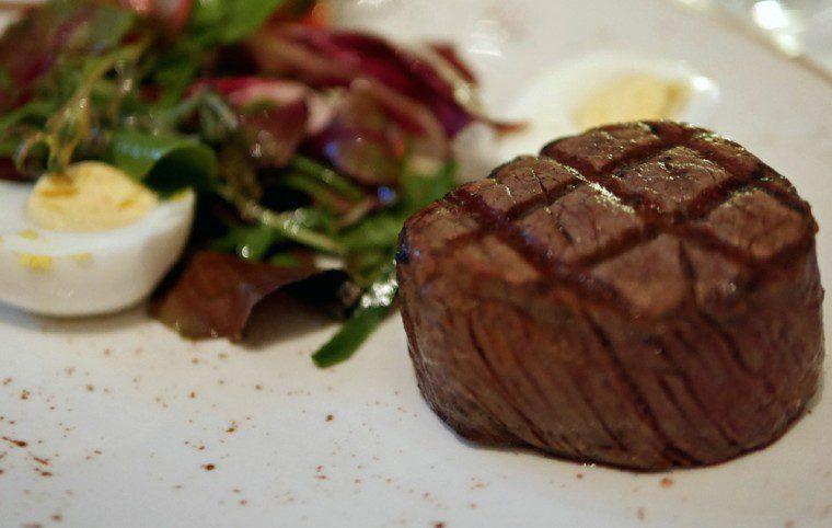 Gallery Mess Fillet Steak