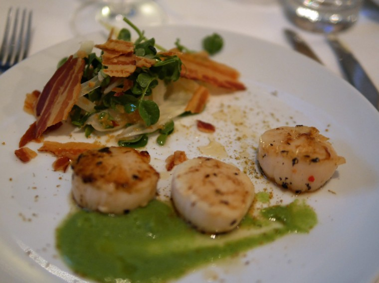 Gallery Mess Scallops