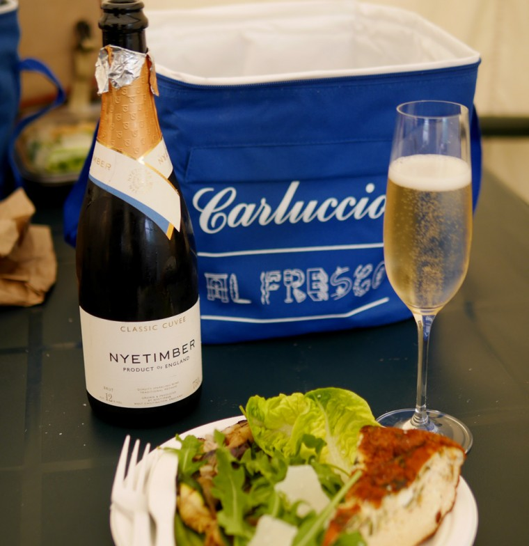 Glyndebourne English Fizz and Italian Picnic