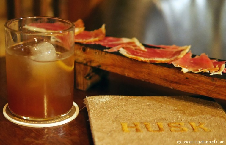 Husk Ham and Whiskey Punch Charleston South Carolina