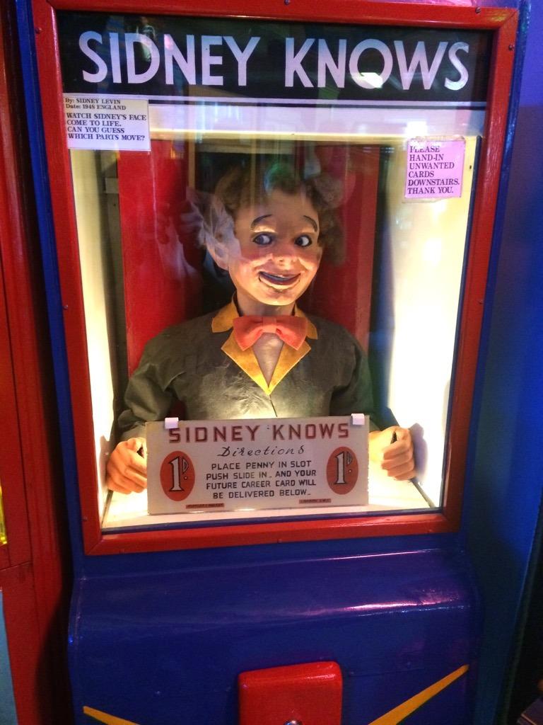 Rye Vintage arcade games