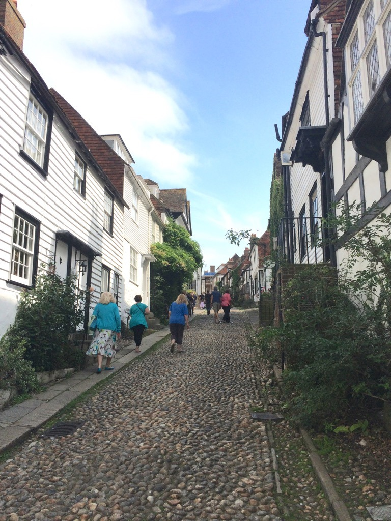 Rye Mermaid lane