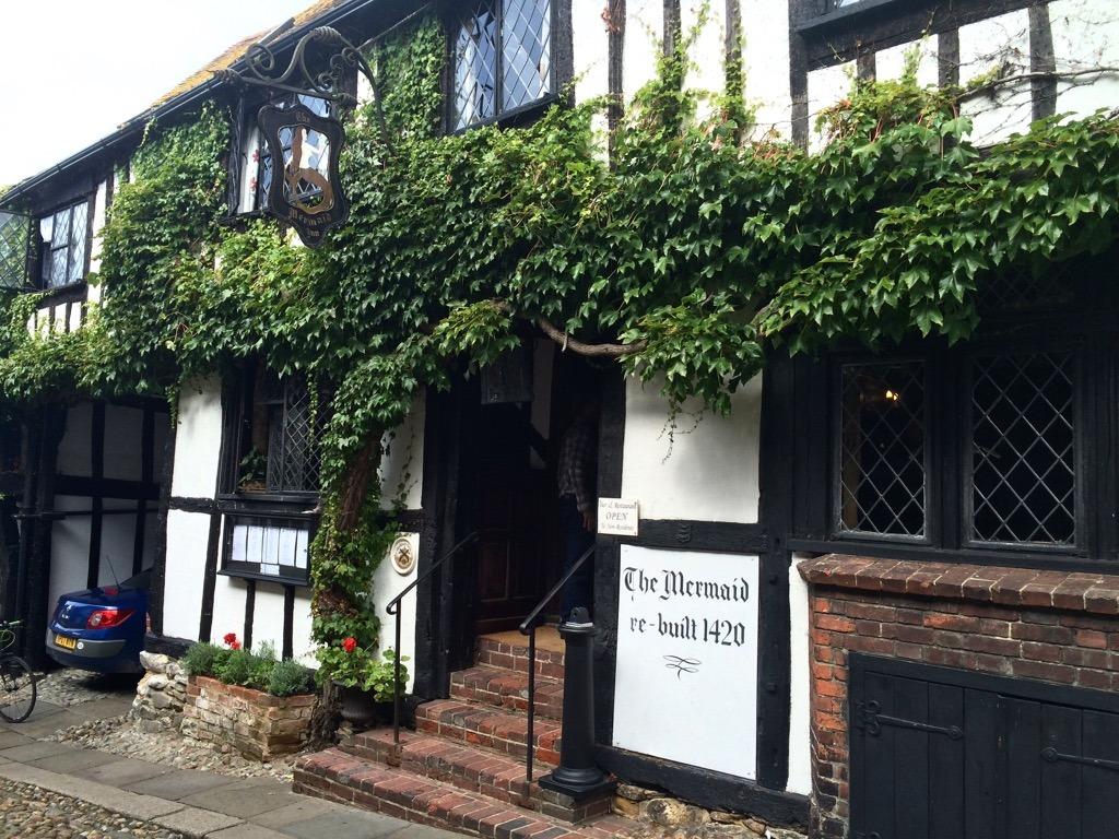 Rye Mermaid Inn