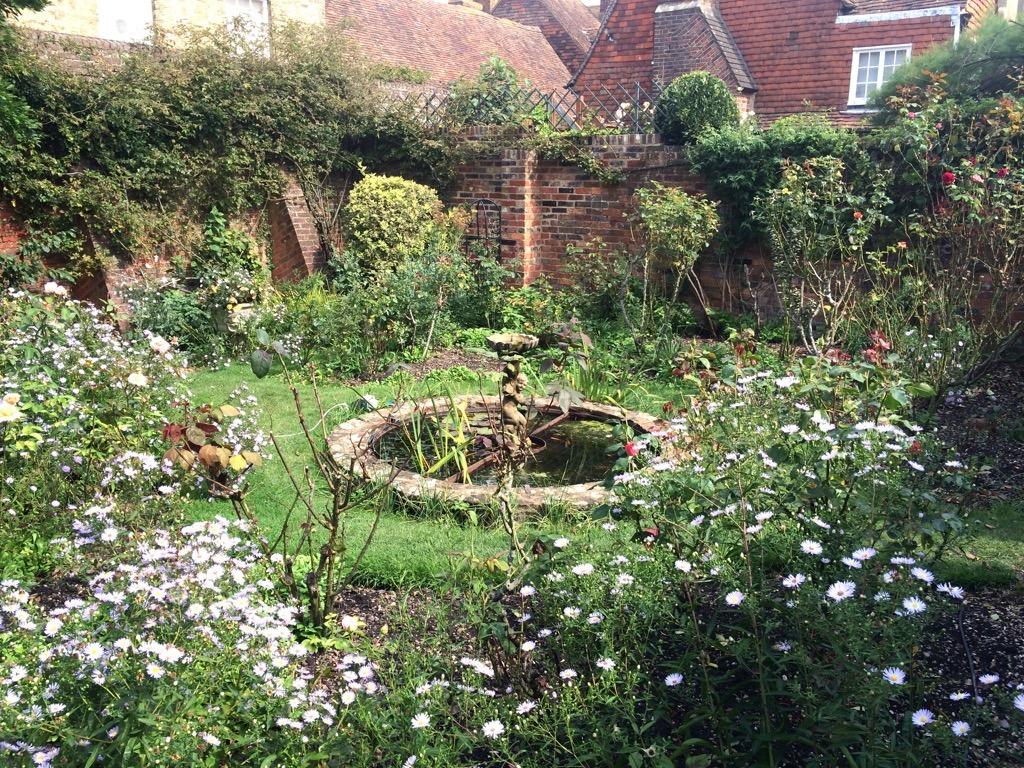 Rye Lamb House Garden