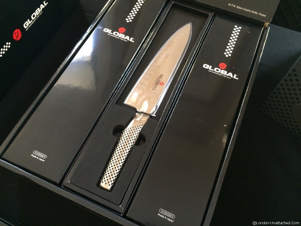 GLOBAL KNIVES 6