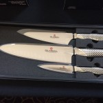 The Cutting Edge with Global Knives at Brasserie Roux