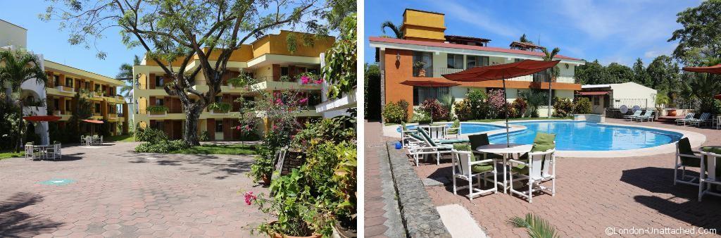 Mexico San Blas Garza Canela Hotel
