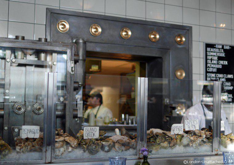 Oysters The OrdinaryCharleston South Carolina