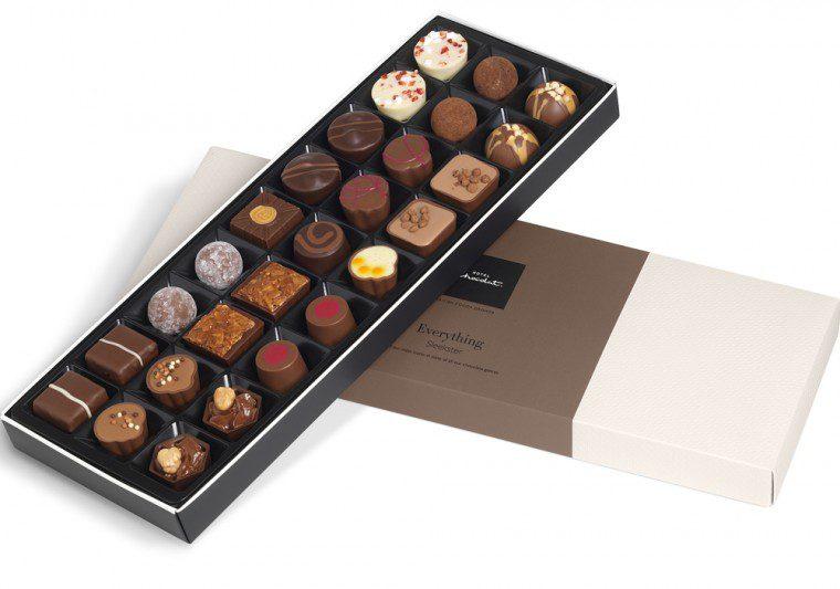 Hotel Chocolat Sleekster Range