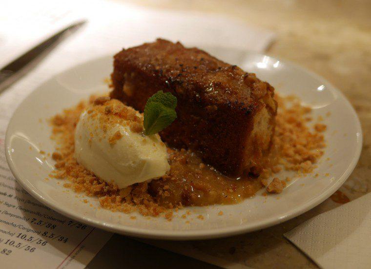Barrafina Dessert