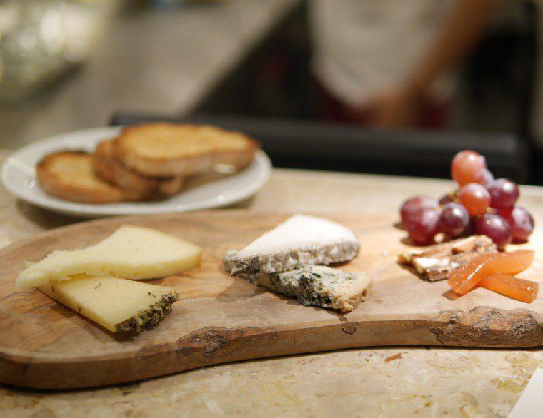 Barrafina cheese