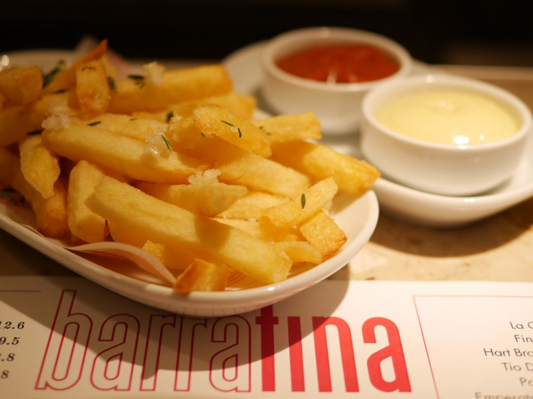 Barrafina chips
