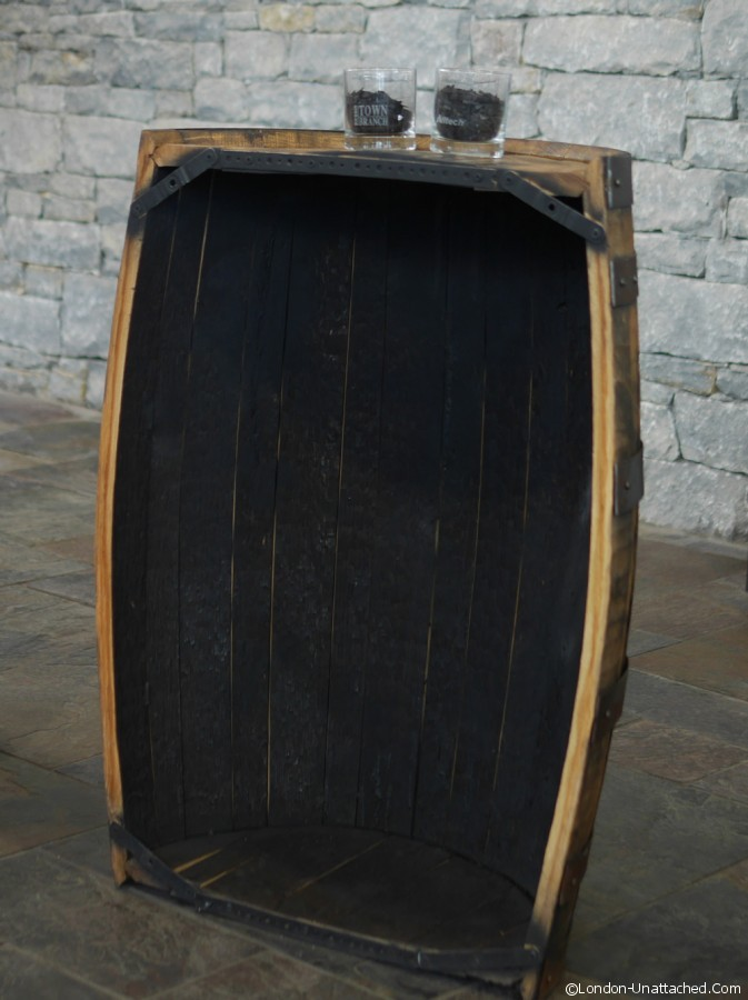 Bourbon Barrel - Lexington Town Branch Distillery