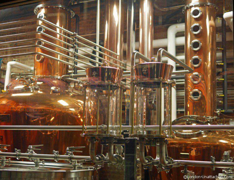 Bourbon - Double Stills - Evan Williams, Louisville