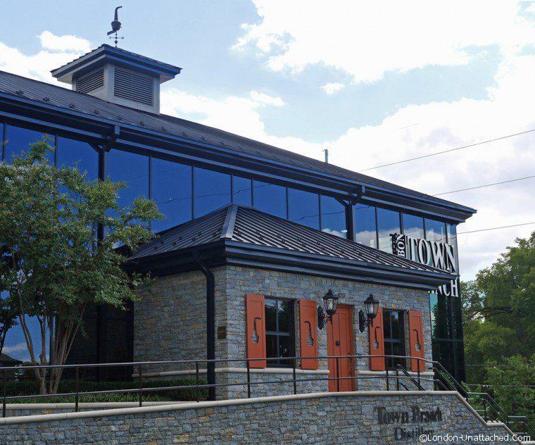 Bourbon Town Branch Distillery Lexington