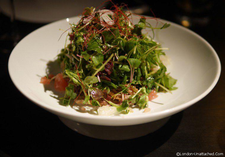Hakkasan Salad