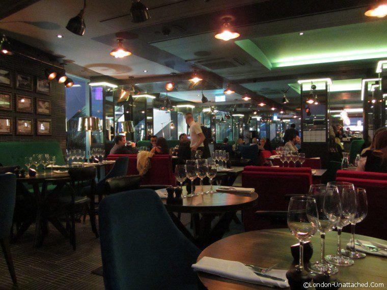 Restaurant Paul Interior