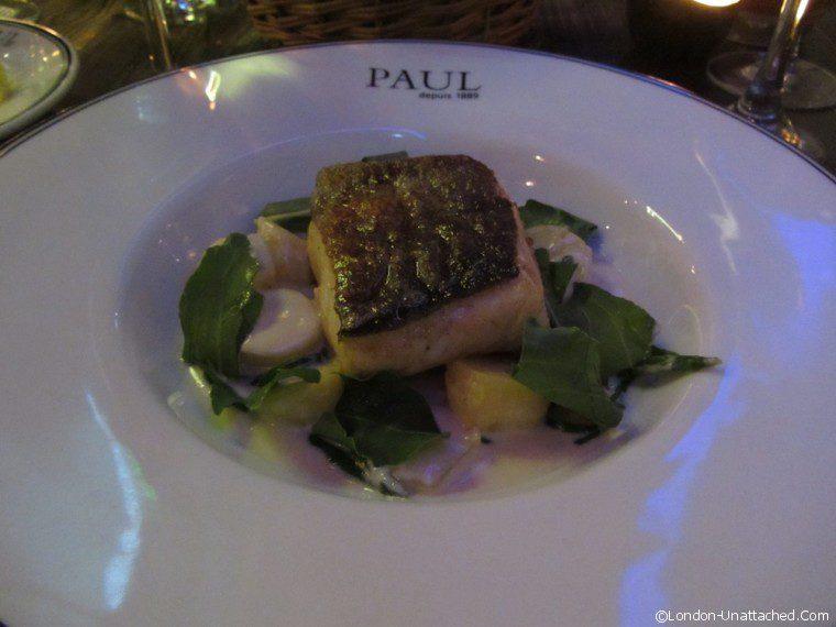 Restaurant Paul fish