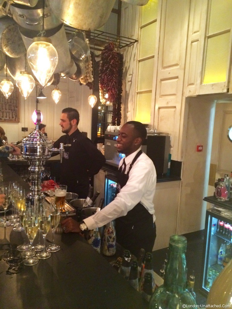 Iberica Victoria bar