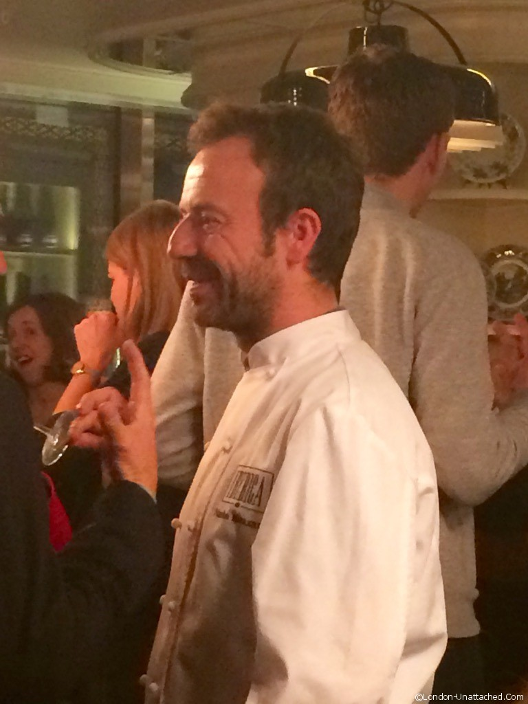 Iberica Victoria chef