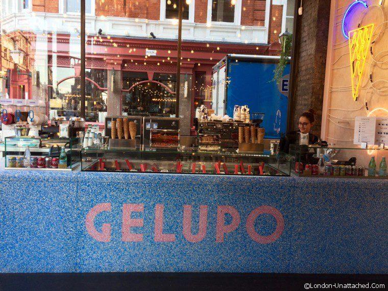 Gelupo Ice cream at Vico