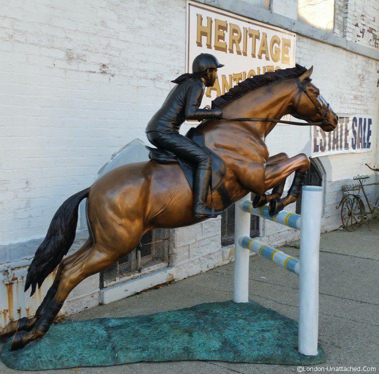 Horses Lexington
