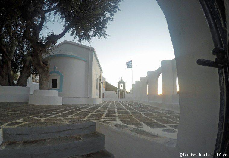 Simi Hilltop Monastery