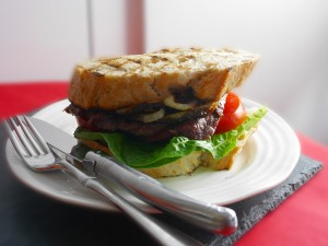 Classic Steak Sandwich