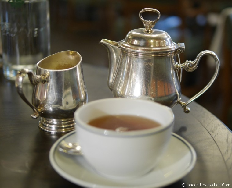 The Ivy Market Grill Tea