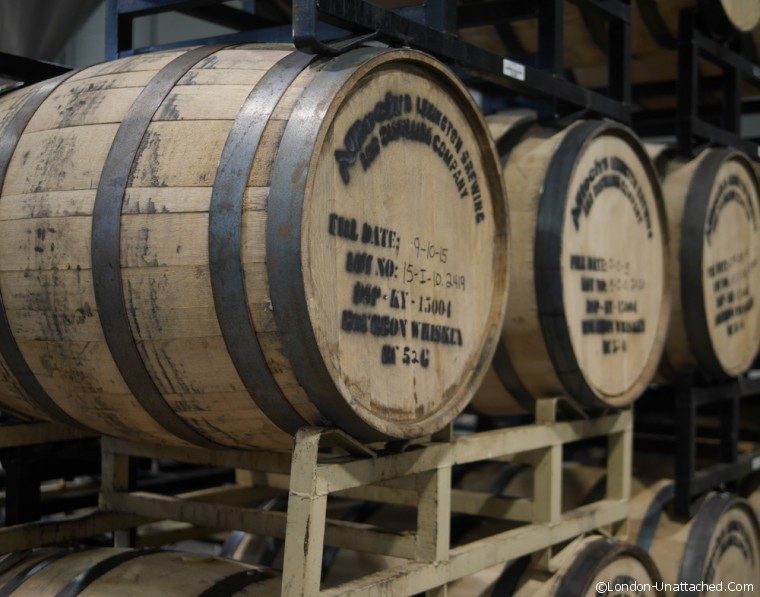 Barrels Bourbon - Lexington Town Branch Distillery