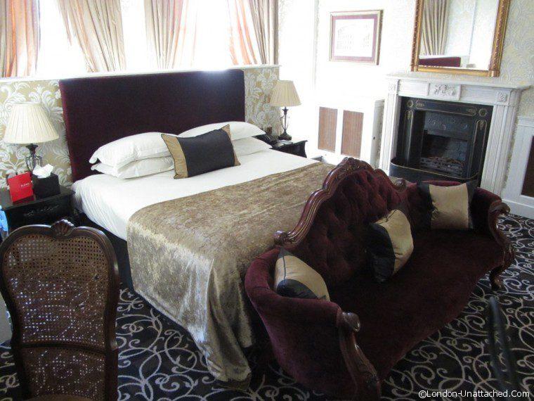bishopstrow bedroom