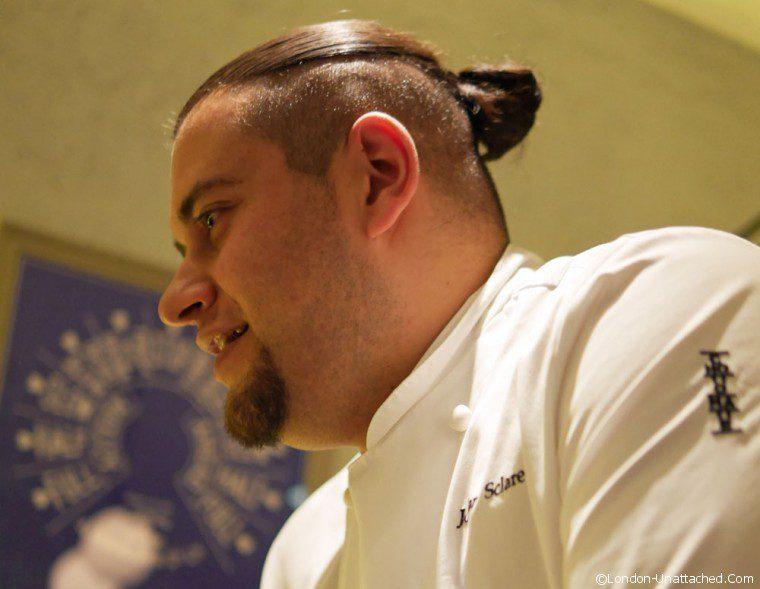 Bouillabaise Chef