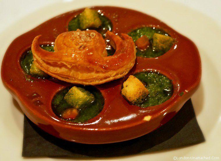 Brasserie Gustave Snails
