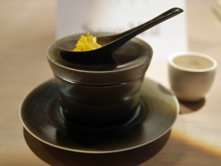 HKK Chrysanthemum Supreme Seafood Soup