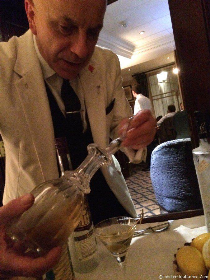 Martini at Dukes St James