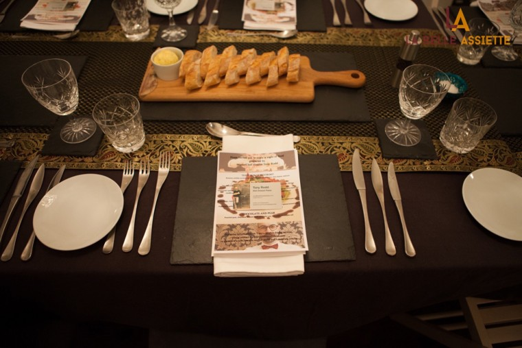 La Belle Assiette Place Setting