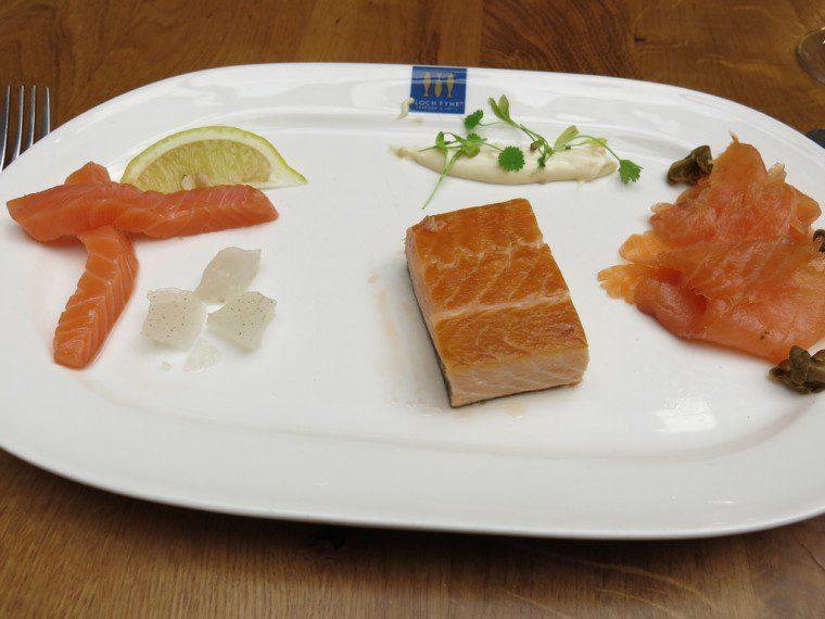 Loch Fyne Gluten Free Salmon