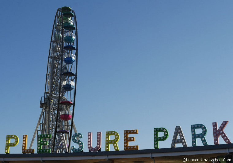 Margate Pleasure park