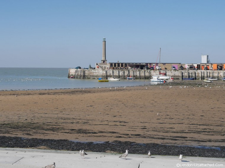 Margate - beach