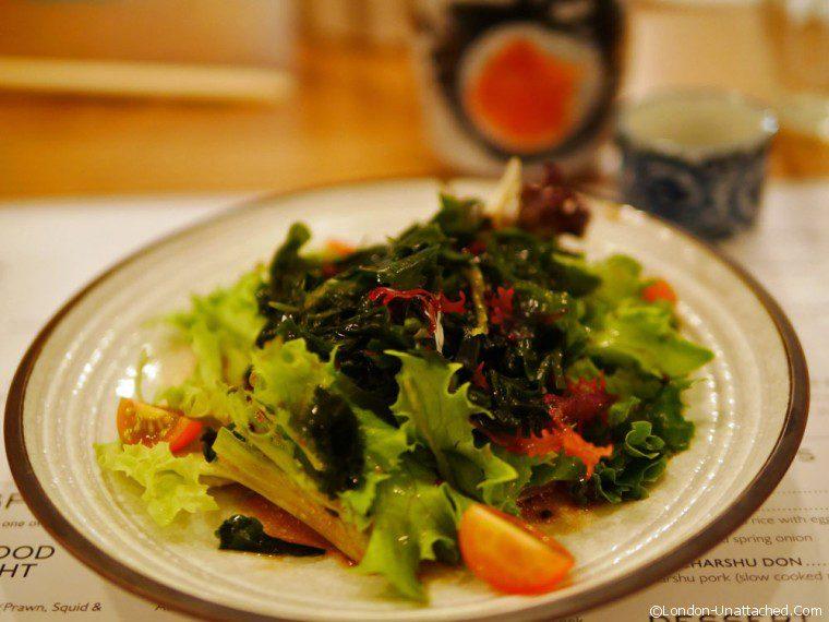 Muga - Seaweed Salad