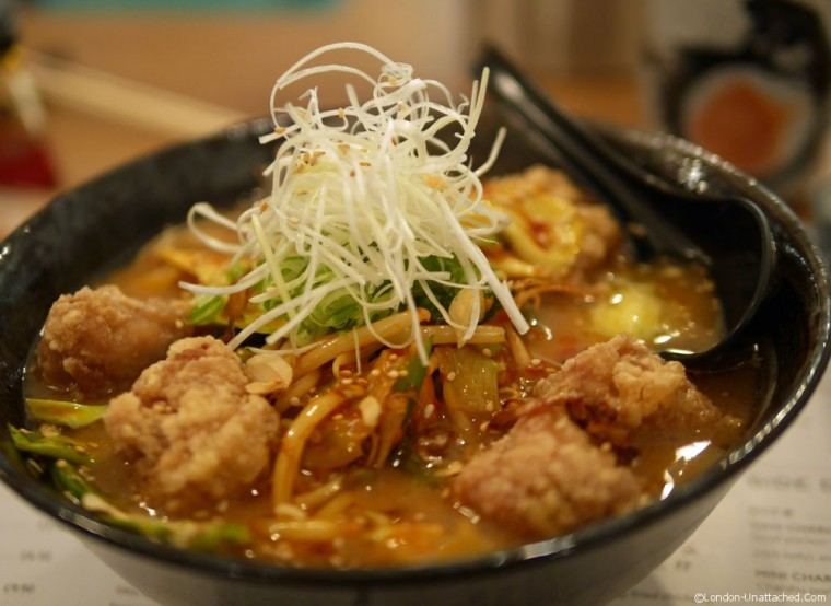 Muga - Spicy Chicken Ramen 2