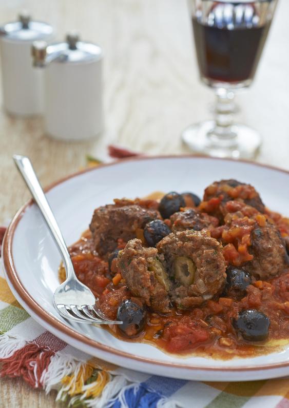Olive it Meatballs