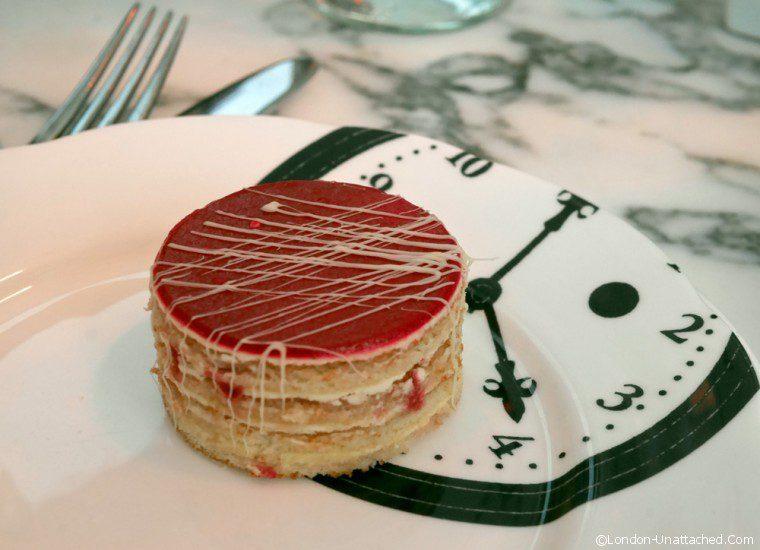 Sanderson Mille Feuille Cake