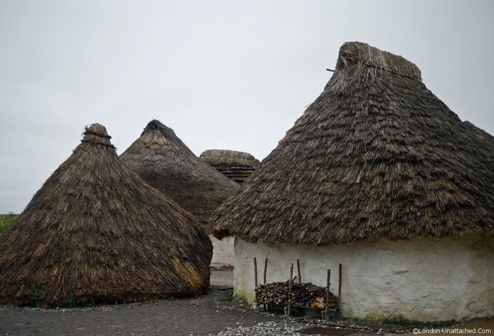 Stonehenge village