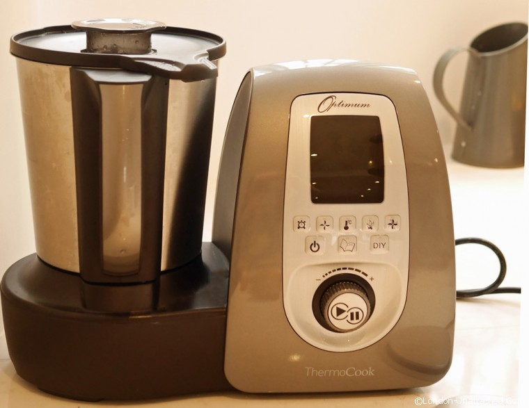 Thermocook Multicooker Thermomix Substitute