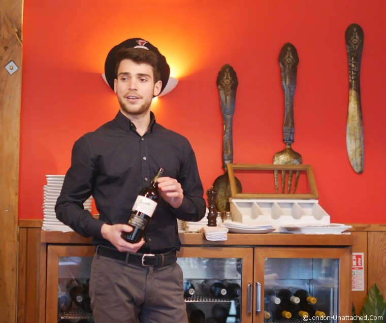 Beronia Wines at Alquimia