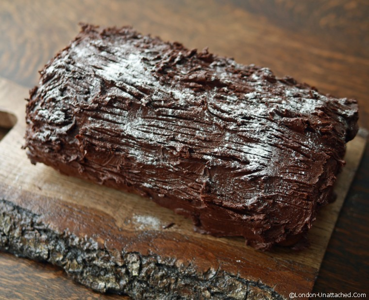 Betty Crocker Yule Log