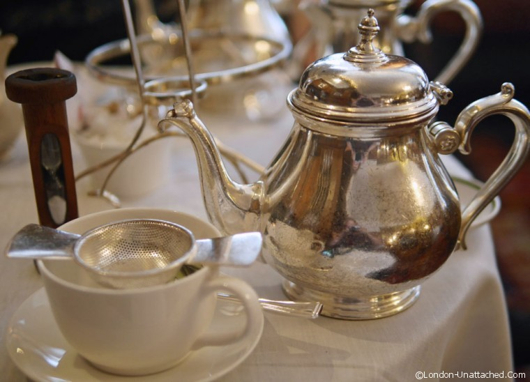 Browns Hotel Afternoon Tea Teapot