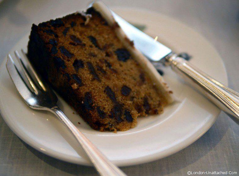Browns Hotel Christmas Cake