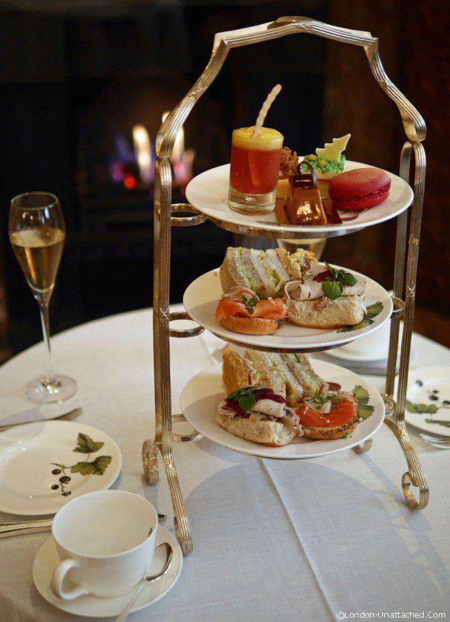 Browns Hotel Christmas Tea